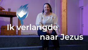 Jo-ann   Ik verlangde naar Jezus