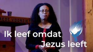 Lucretia | Ik leef omdat Jezus leeft